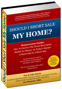 Should I Short Sale My Home E Book