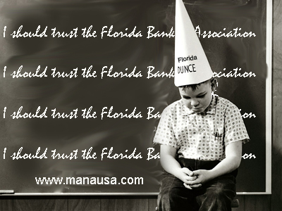 The Florida Bankers Association Bill