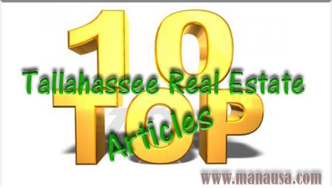 Top Ten Real Estate Articles Image