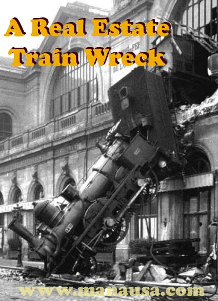 Train Wreck In Real Estate