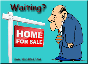 Waiting For A Home To Sell Image