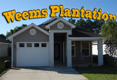 Weems Plantation Tallahassee Florida