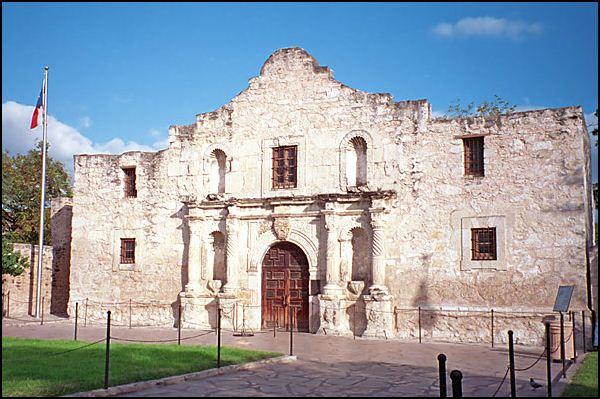 Joe Manausa Real Estate at the Alamo in San Antonio Texas
