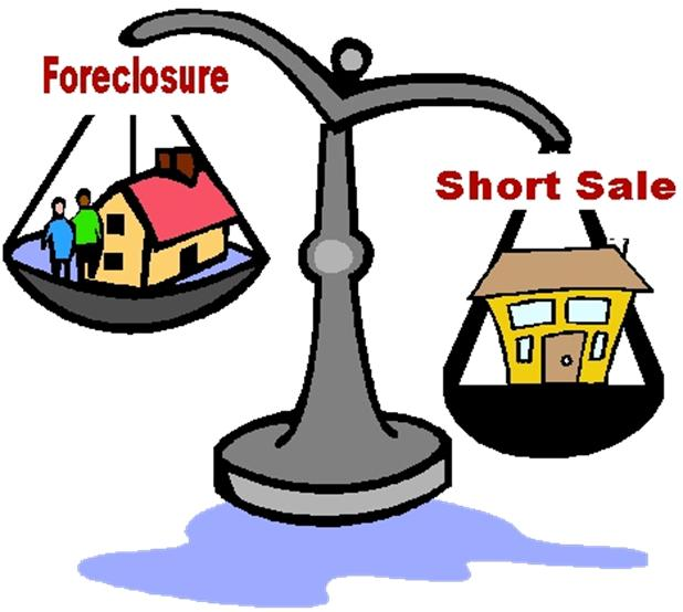 short sale versus foreclosure