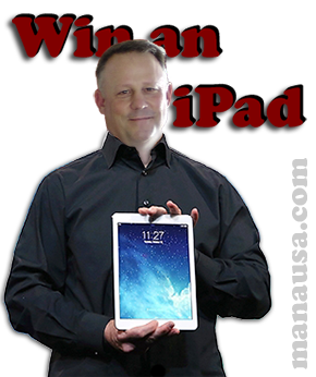 Win an iPad - Creative Real Estate Marketing